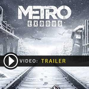 Comprar Metro Exodus CD Key Comparar Precios