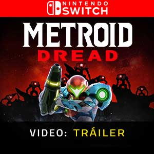 Metroid Dread Nintendo Switch Vídeo En Tráiler