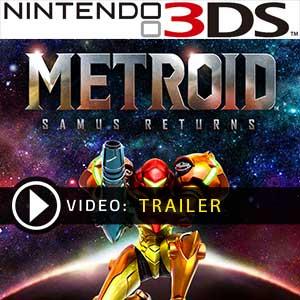 Metroid Samus Returns Nintendo 3DS Precios Digitales o Edición Física