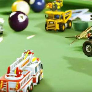 Micro Machines Vehículos