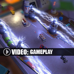 Micro Machines World Series Gameplay Video