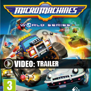 Comprar Micro Machines World Series CD Key Comparar Precios