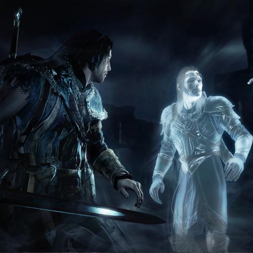 Celebrimbor the Wraith