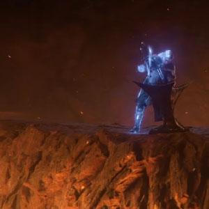 Señor Oscuro Sauron y su Ringwraiths