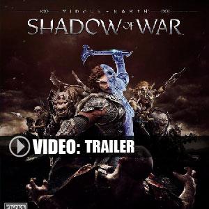 Comprar Middle-Earth Shadow of War CD Key Comparar Precios