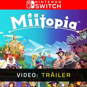 Miitopia Nintendo Switch Video dela campaña