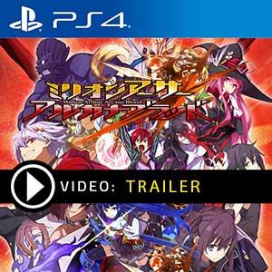 Million Arthur Arcana Blood PS4 Precios Digitales o Edición Física