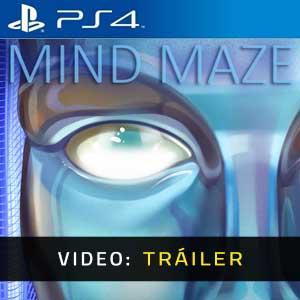 Mind Maze Ps4 Vídeo En Tráiler