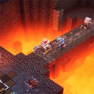 Calabozos de Minecraft -Epicaz