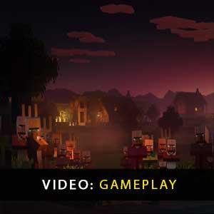 Minecraft Dungeons Gameplay Video