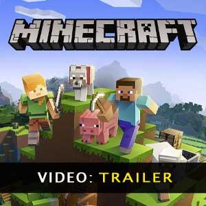 Minecraft Vídeo del tráiler