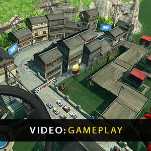 Mini Motor Racing X Gameplay Video