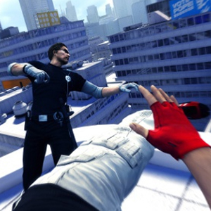 Mirror's Edge Catalyst Escena de lucha