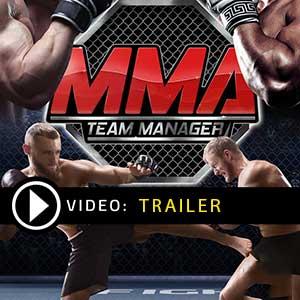 Comprar MMA Team Manager CD Key Comparar Precios