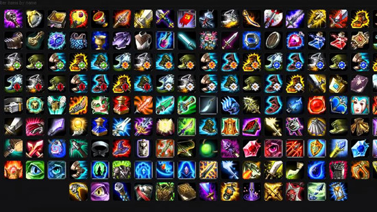 moba-items