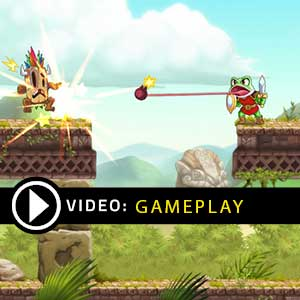 Monster Boy and the Cursed Kingdom PS4 Gameplay Video
