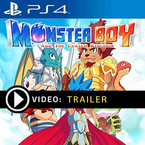 Monster Boy and the Cursed Kingdom PS4 Prices Digital or Box Edicion