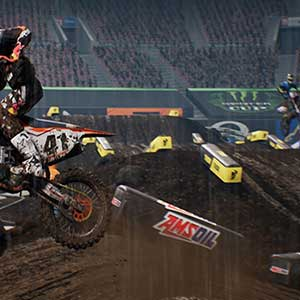 Monster Energy iconic tracks