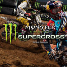 Introducción del editor de pista en Monster Energy Supercross