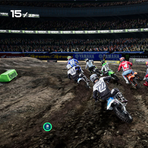 Monster Energy Supercross The Official Videogame 4 Carrera