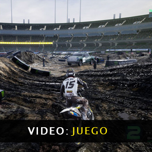 Monster Energy Supercross The Official Videogame 4 Vídeo del juego