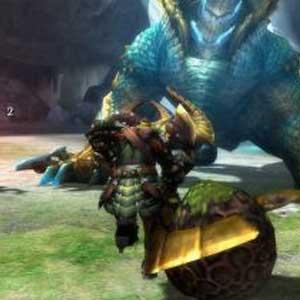 Monster Hunter 3 Ultimate Nintendo Wii U Gameplay