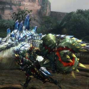 Monster Hunter 3 Ultimate Nintendo Wii U Dragon