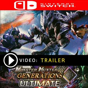 Comprar Monster Hunter Generations Ultimate Nintendo Switch Barato comparar precios