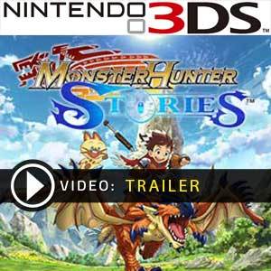 Monster Hunter Stories 3DS Prices Digital or Box Edition