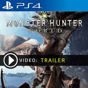 Monster Hunter World PS4 Prices Digital or Box Edicion