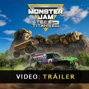 Monster Jam Steel Titans 2 Vídeo del tráiler