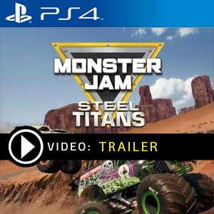 Comprar Monster Jam Steel Titans PS4 Barato Comparar Precios