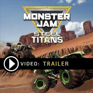 Comprar Monster Jam Steel Titans CD Key Comparar Precios