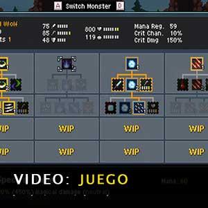 Monster Sanctuary Vídeo del juego