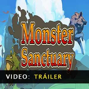 Monster Sanctuary Vídeo del tráiler