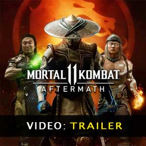 Comprar Mortal Kombat 11 Aftermath CD Key Comparar Precios