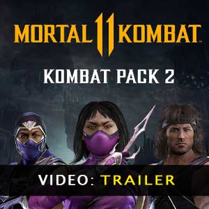 Mortal Kombat 11 Kombat Pack 2 trailer video