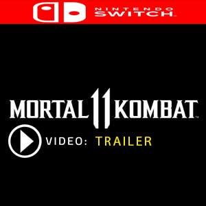 Comprar Mortal Kombat 11 Nintendo Switch Barato comparar precios