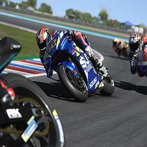 Pegatinas de MotoGP 20