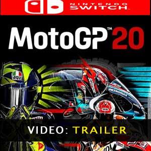 MotoGP 20 Nintendo Switch Vídeo Del Tráiler