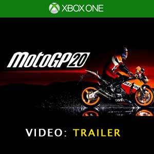 MotoGP 20 Xbox One Vídeo Del Tráiler