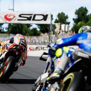 MotoGP 21 Persecución