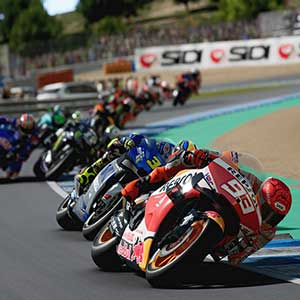 MotoGP 21 Carrera