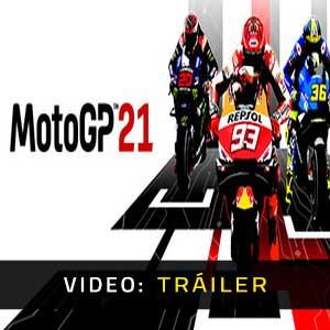MotoGP 21 Vídeo del tráiler