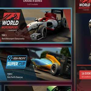 Motorsport Manager Colección Series