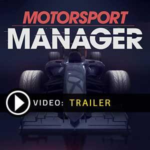 Comprar Motorsport Manager CD Key Comparar Precios