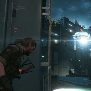 Metal Gear Solid 5 The Phantom Pain - Sigilo