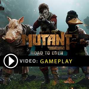 Mutant Year Zero Gameplay Video