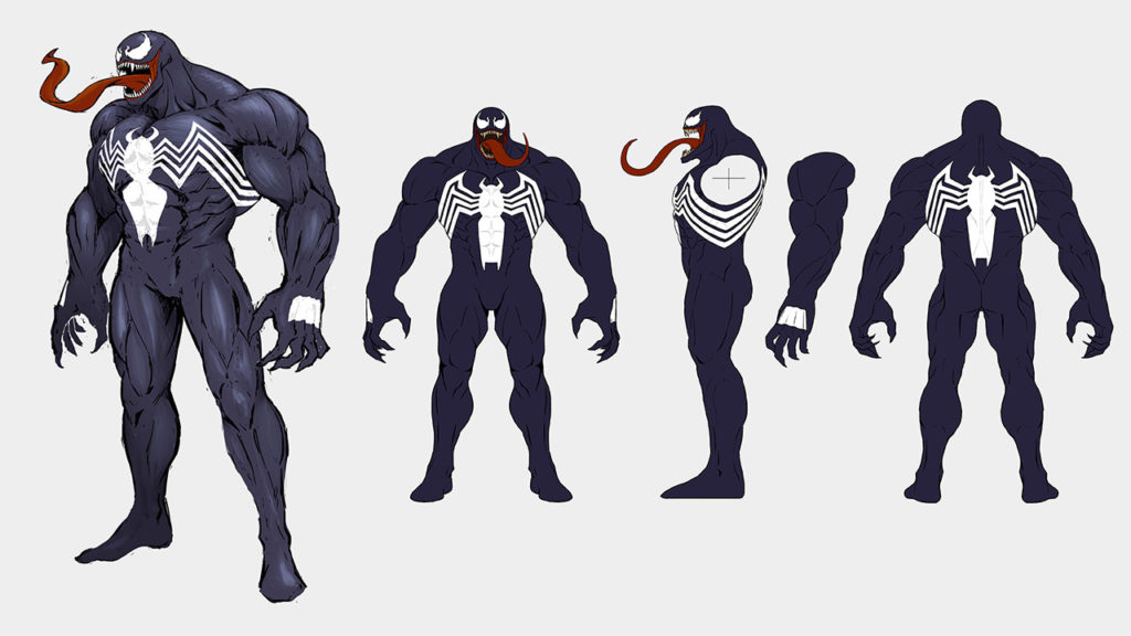 Marvel Vs Capcom Infinite Concept Art