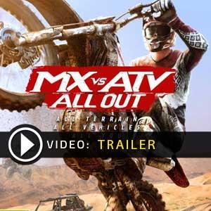 Comprar MX vs ATV All Out CD Key Comparar Precios